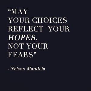 Nelson Mandela, Spring2015